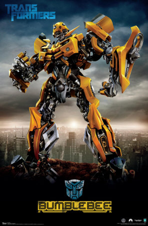 Transformers-Bumblebee-Posters