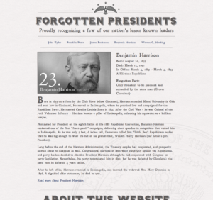 Forgotten-Presidents-A-Demonstration-in-Disaster-Recovery-and-Responsive-Web-Design