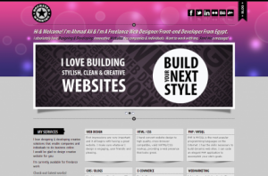 Personal-portfolio-of-Ahmad-Ali-Web-Designer-Front-end-Developer