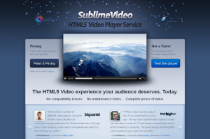SublimeVideo-HTML5-Video-Player