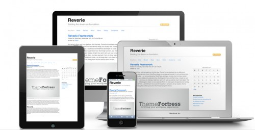 Reverie-wordpress-framework